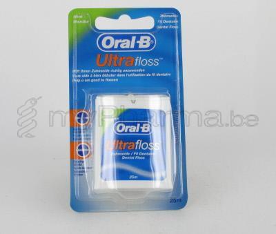 pharmacie parent sprl produits soins buccaux dentaires fil dentaire oral b floss ultra. Black Bedroom Furniture Sets. Home Design Ideas