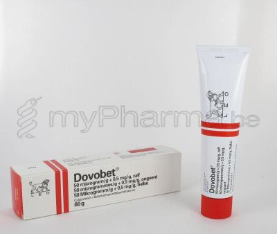 pharmacie parent sprl dovobet 60 g pommade. Black Bedroom Furniture Sets. Home Design Ideas